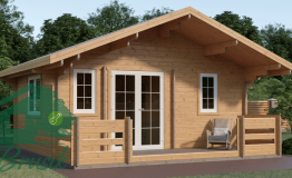 Дом для базы отдыха
